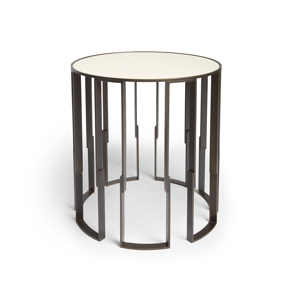 troscan chelsea side table