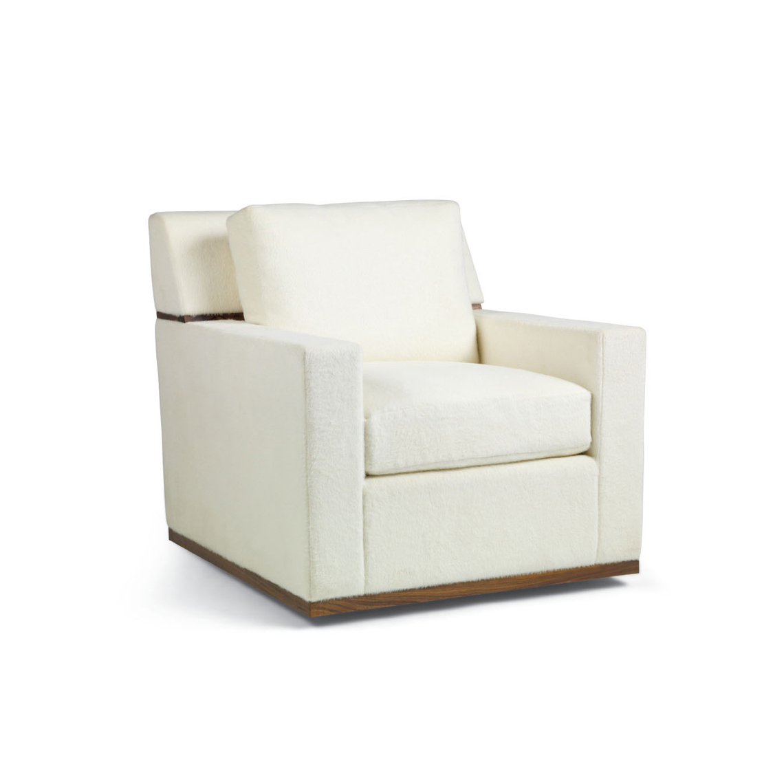 troscan fitz petit swivel lounge chair