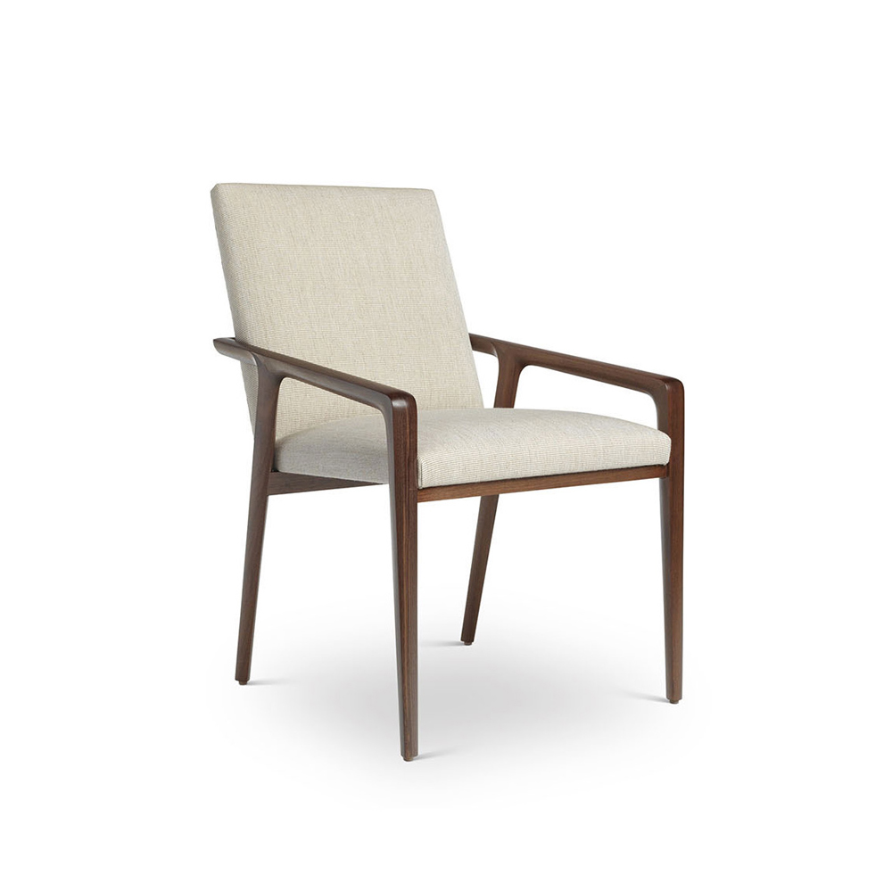 troscan lars dining chair, lars arm chair
