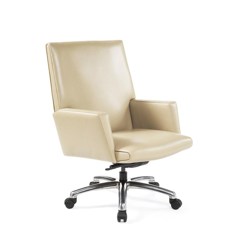 Bright Chair Taper Swivel High Back