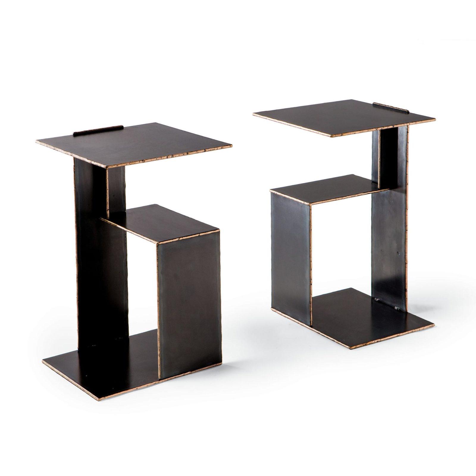 tuell & reynolds asilomar accent table